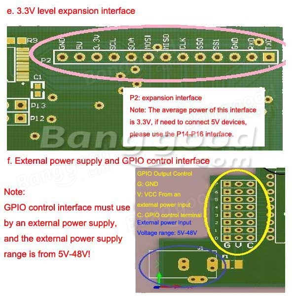 Expansion Board Enhanced Second Version For Raspberry Pi
