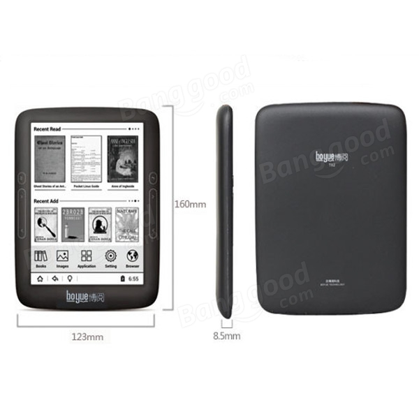 Boyue t62 8g dual core 6 inch wifi android ebook reader us14041 boyue t62 ebook reader1 fandeluxe Images