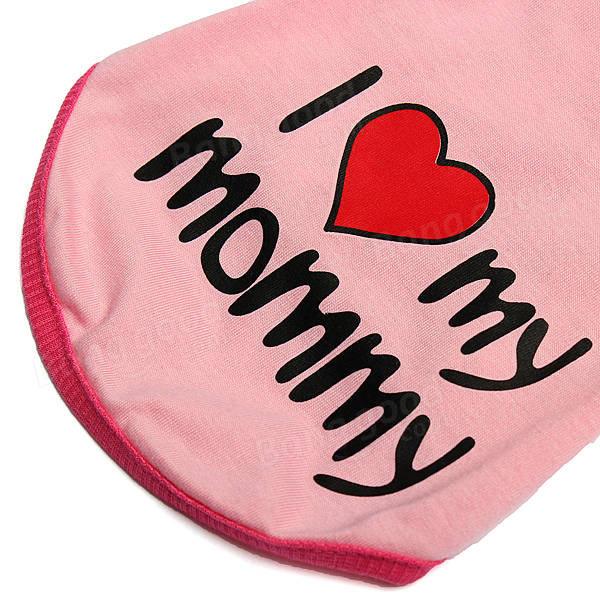 Pet Love My Mommy/Daddy Vest