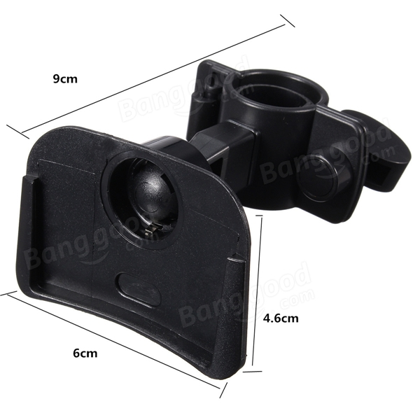 motorcycle bike mount holder stand bracket for gps tomtom. Black Bedroom Furniture Sets. Home Design Ideas