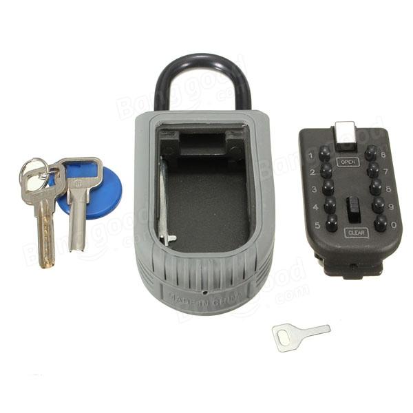 Sandleford Key Storage Safe Instructions