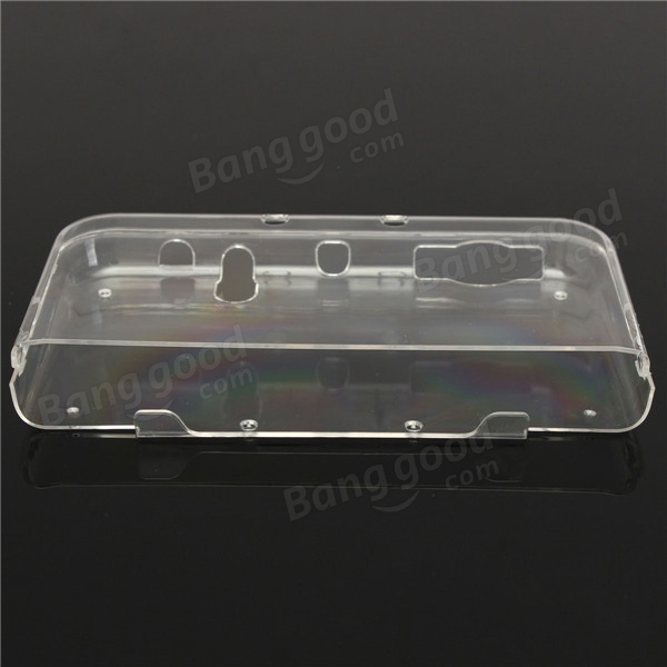 Clear Crystal Protective Hard Guard Case Shell Skin For New Nintendo 3DS XL LL